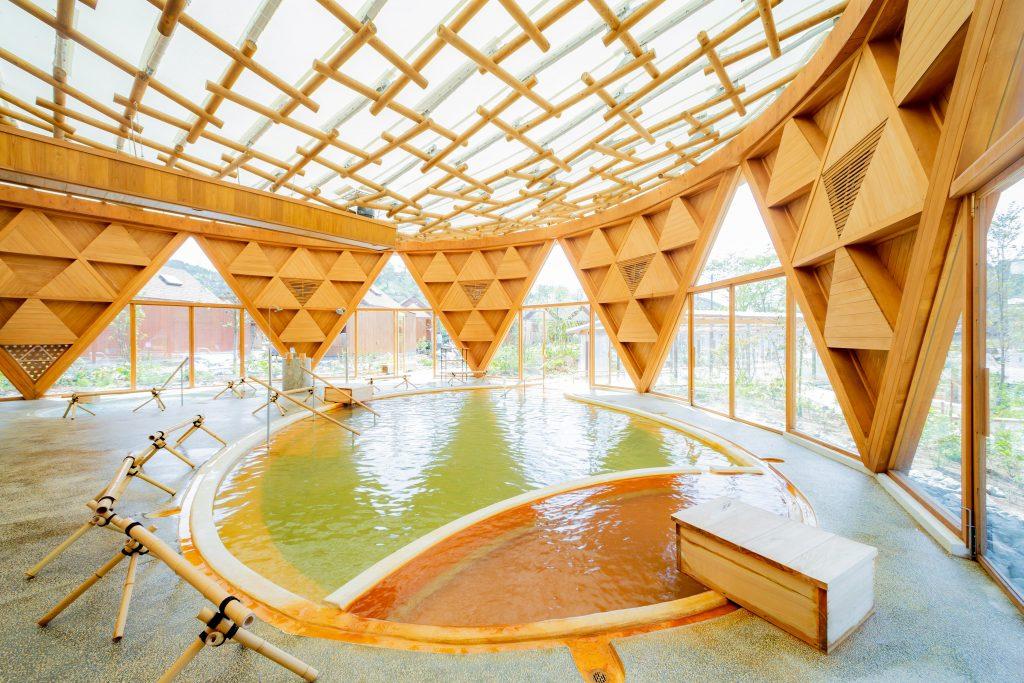 創造健康的新聖地「Kur Park 長湯」